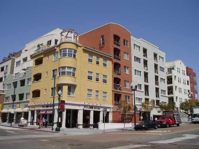 1601 India Street #318, San Diego, CA 92101 (#180052669) :: Ghio Panissidi & Associates