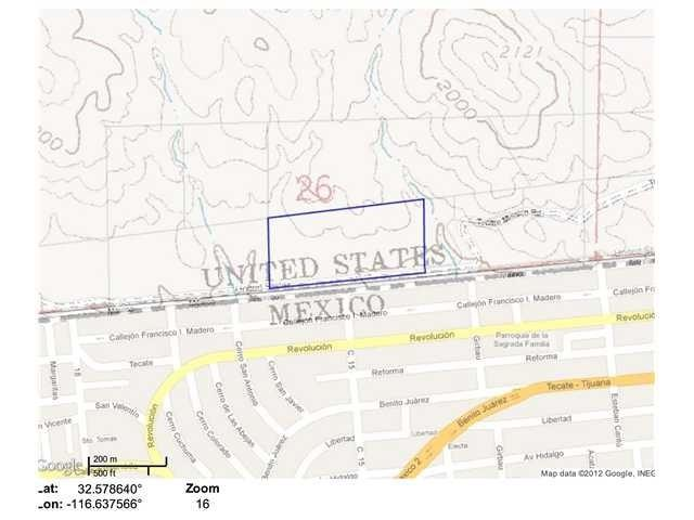 17 acres Mission Tecate Rd Xx, Tecate, CA 91980 (#180053998) :: Coldwell Banker Residential Brokerage