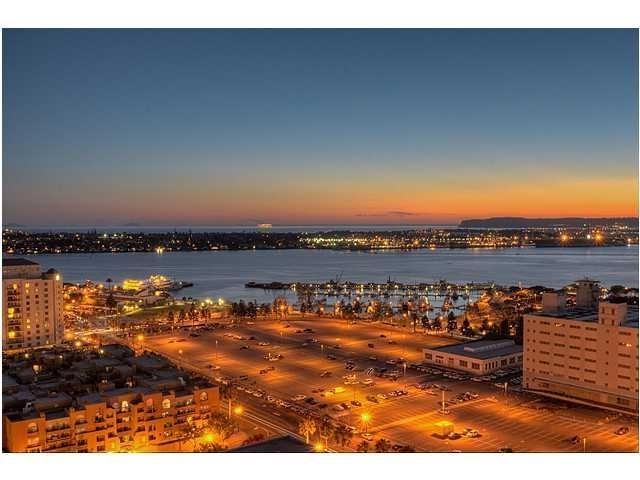 700 W E St #2802, San Diego, CA 92101 (#180054425) :: KRC Realty Services