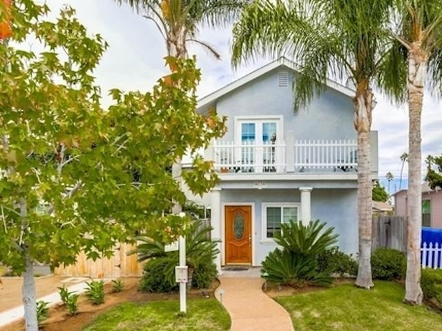 4738 Lotus St., San Diego, CA 92107 (#180058171) :: The Yarbrough Group