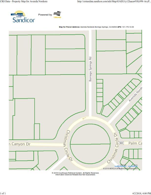 66 & 67 Avenida Nordeste 66 & 67, Borrego Springs, CA 92004 (#180061691) :: The Yarbrough Group