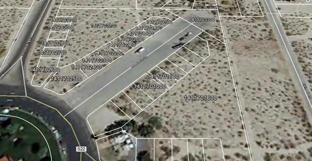 19 Lots Town Center Christmas Circle 19 Lots, Borrego Springs, CA 92004 (#180065826) :: Beachside Realty