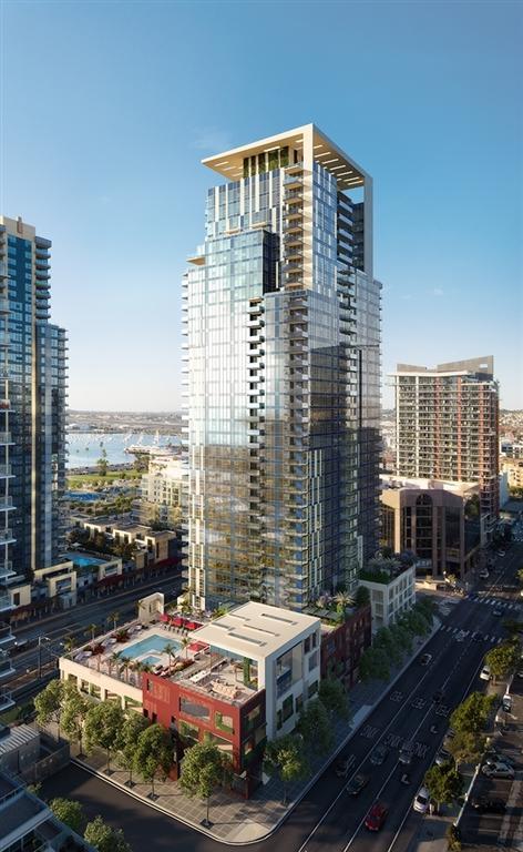 1388 Kettner Blvd. #1102, San Diego, CA 92101 (#190003125) :: Coldwell Banker Residential Brokerage