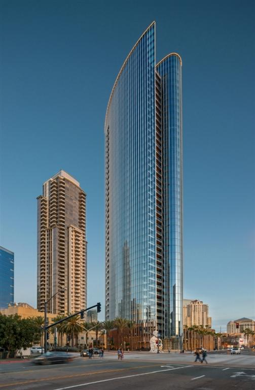 888 W E Street #1203, San Diego, CA 92101 (#190003402) :: Coldwell Banker Residential Brokerage