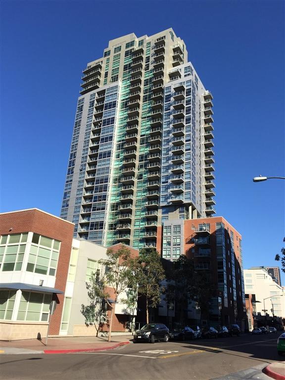 800 The Mark Lane #1501, San Diego, CA 92101 (#190013946) :: Neuman & Neuman Real Estate Inc.