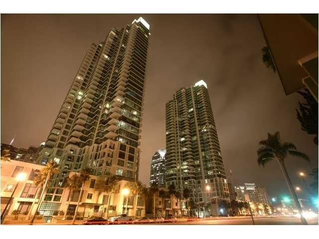 1199 Pacific Hwy #404, San Diego, CA 92101 (#190017880) :: Coldwell Banker Residential Brokerage