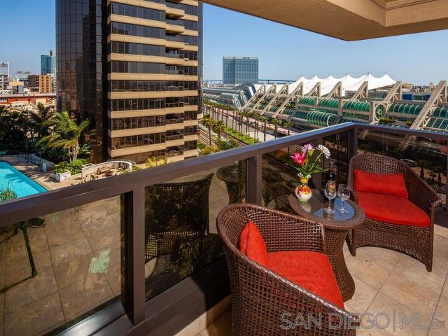 100 Harbor Drive #1006, San Diego, CA 92101 (#190021721) :: Whissel Realty