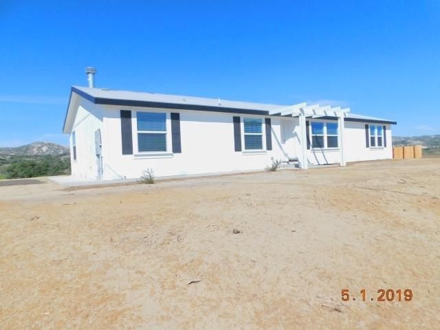 1418 Campo Truck Trail, Campo, CA 91906 (#190023860) :: Coldwell Banker Residential Brokerage