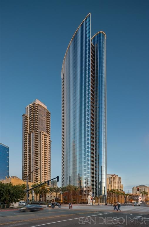 888 W E Street #3601, San Diego, CA 92101 (#190026528) :: Coldwell Banker Residential Brokerage