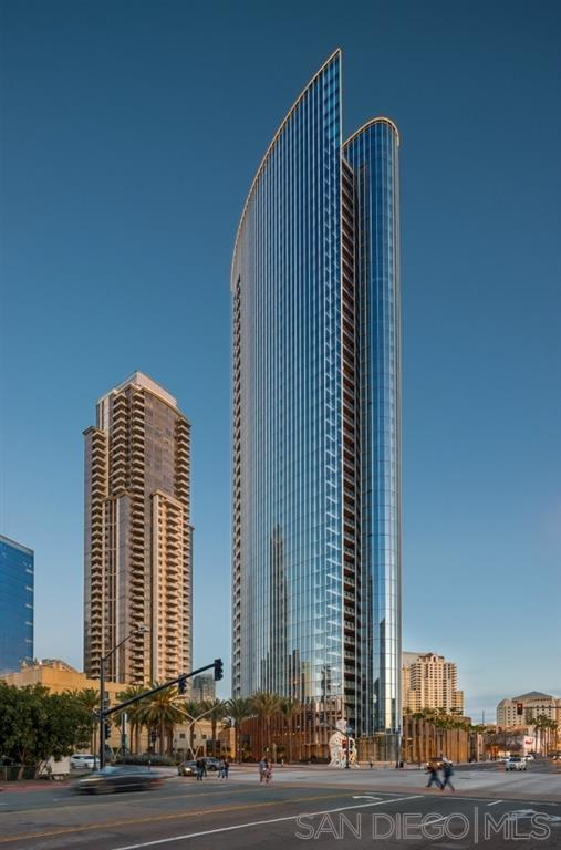 888 W E Street #3105, San Diego, CA 92101 (#190026531) :: Coldwell Banker Residential Brokerage