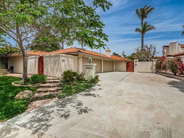 2814 La Costa Ave, Carlsbad, CA 92009 (#190027766) :: Whissel Realty