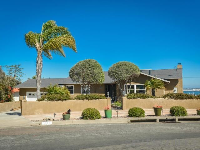 1555 Clove St, San Diego, CA 92106 (#190031788) :: Coldwell Banker Residential Brokerage
