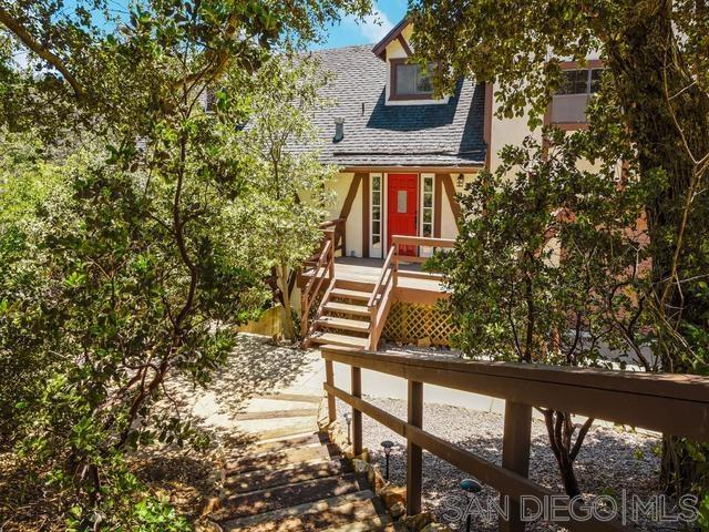 2142 Whispering Pines Drive, Julian, CA 92036 (#190032161) :: Ascent Real Estate, Inc.