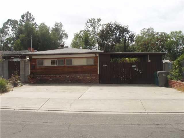 8572 Rhone Rd., Santee, CA 92071 (#190032792) :: Coldwell Banker Residential Brokerage
