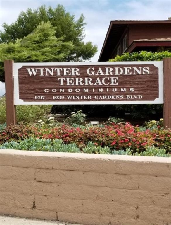 9727 Winter Gardens Blvd #92, Lakeside, CA 92040 (#190033255) :: Whissel Realty