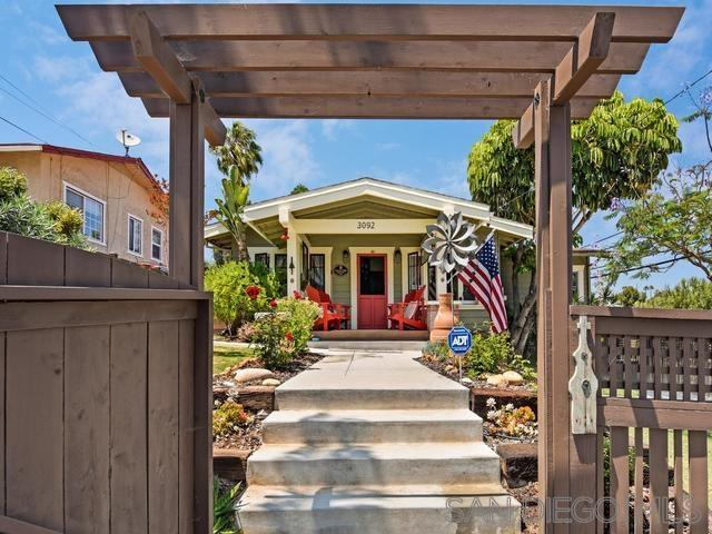 3092 Cedar Street, San Diego, CA 92102 (#190033688) :: Dannecker & Associates