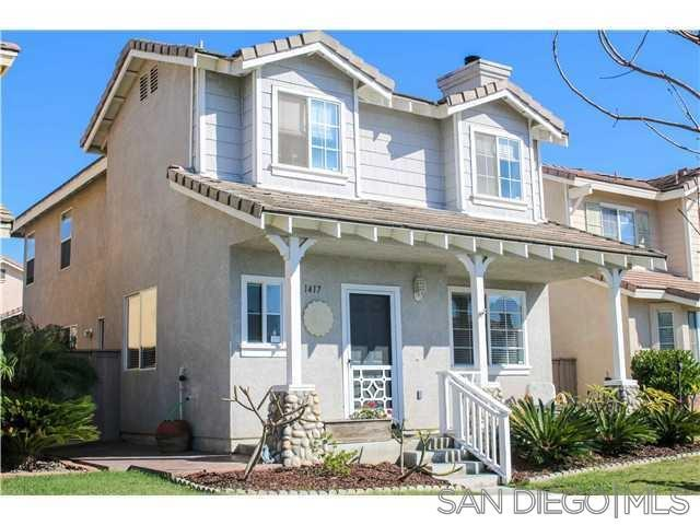 1417 Filmore Place, Chula Vista, CA 91913 (#190034509) :: Coldwell Banker Residential Brokerage