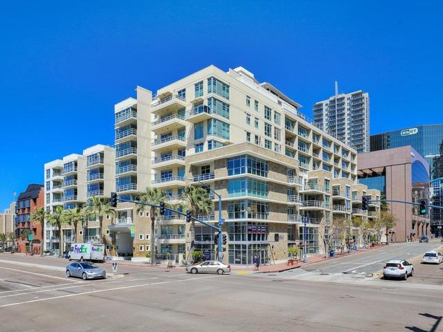 1431 Pacific Hwy #301, San Diego, CA 92101 (#190037270) :: Ascent Real Estate, Inc.