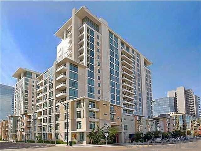 425 W Beech St #522, San Diego, CA 92101 (#190037585) :: Coldwell Banker Residential Brokerage