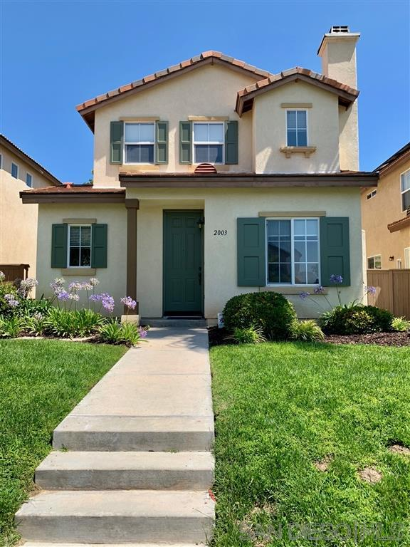 2003 Parker Mountain Road, Chula Vista, CA 91913 (#190038350) :: Ascent Real Estate, Inc.