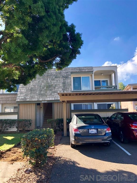 3861 Basilone St #3, San Diego, CA 92110 (#190039451) :: Coldwell Banker Residential Brokerage