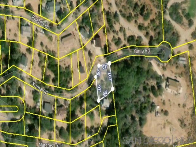 Natchez Trl #77, Julian, CA 92036 (#190040361) :: Cane Real Estate