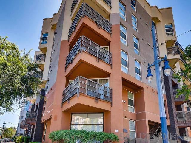 1225 Island Avenue #101, San Diego, CA 92101 (#190040866) :: Neuman & Neuman Real Estate Inc.