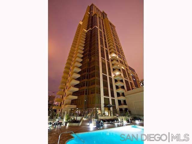 700 W E St #2003, San Diego, CA 92101 (#190043255) :: Neuman & Neuman Real Estate Inc.