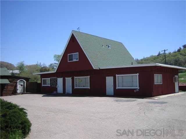 1461 Hollow Glen Road, Julian, CA 92036 (#190043865) :: Cane Real Estate