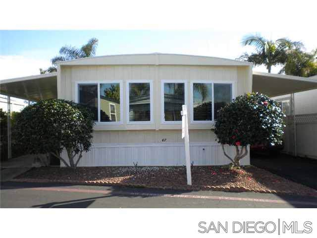 6550 Ponto Drive #67, Carlsbad, CA 92011 (#190045360) :: Allison James Estates and Homes
