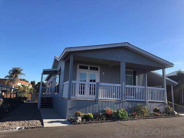 718 Sycamore #14, Vista, CA 92083 (#190045505) :: Neuman & Neuman Real Estate Inc.
