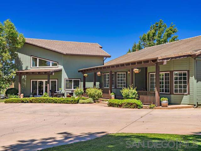 1331 Ash St, Ramona, CA 92065 (#190045789) :: Coldwell Banker Residential Brokerage