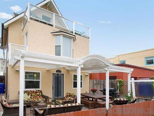 726 Pismo Ct, San Diego, CA 92109 (#190046130) :: Neuman & Neuman Real Estate Inc.