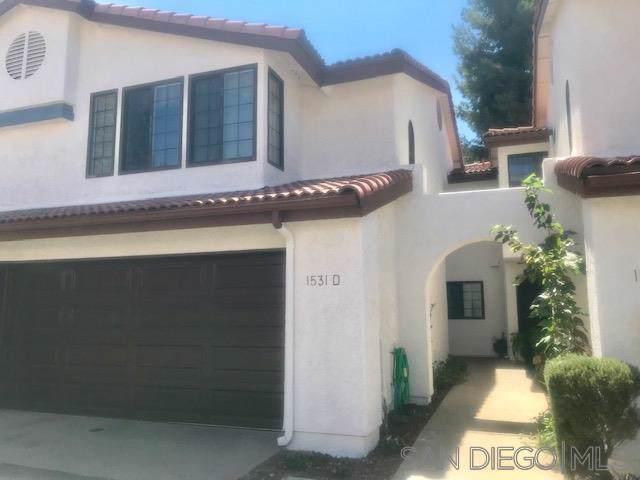 1531 Apache Dr D, Chula Vista, CA 91910 (#190046670) :: Allison James Estates and Homes