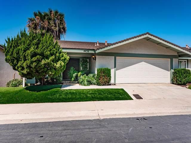 4438 Caminito Pedernal, San Diego, CA 92117 (#190046793) :: Coldwell Banker Residential Brokerage