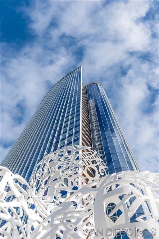 888 W E Street #3603, San Diego, CA 92101 (#190049284) :: Neuman & Neuman Real Estate Inc.