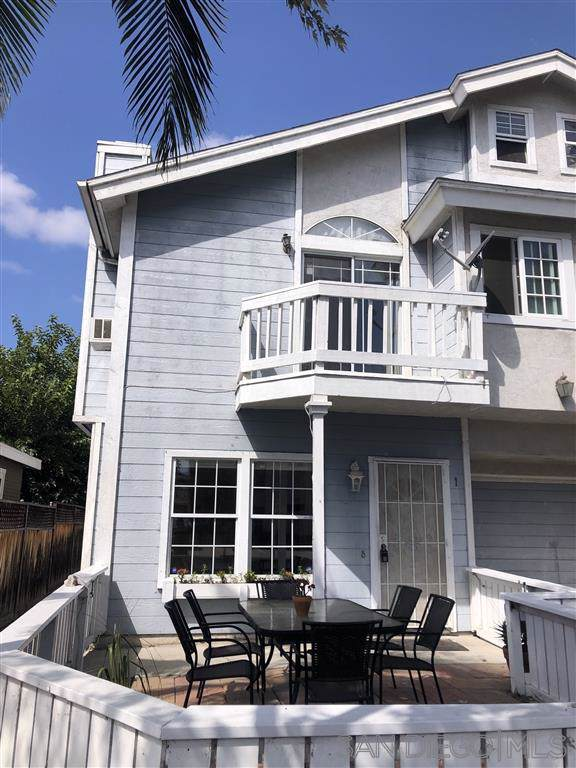 4780 35Th St #1, San Diego, CA 92116 (#190050097) :: Cane Real Estate