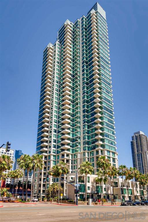 1199 Pacific Highway #1104, San Diego, CA 92101 (#190050438) :: Compass