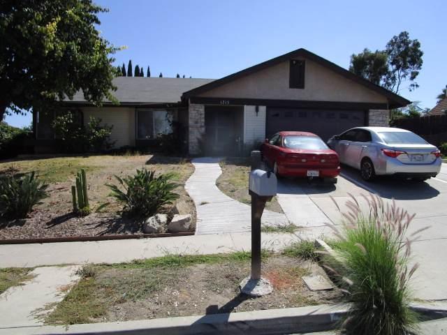 1715 W Knapp Drive, Vista, CA 92084 (#190050882) :: Compass