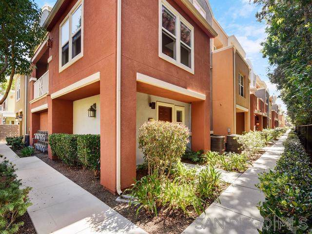 3545 Sandcastle Ln, San Diego, CA 92110 (#190051331) :: Cane Real Estate