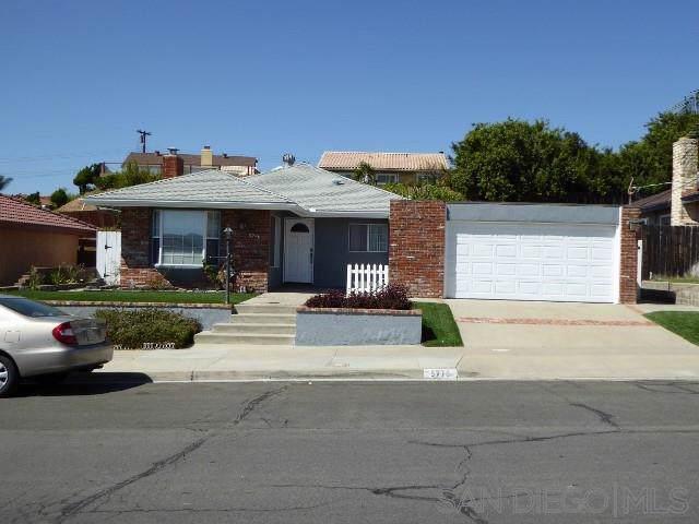 5776 Laramie Way, San Diego, CA 92120 (#190051846) :: Allison James Estates and Homes