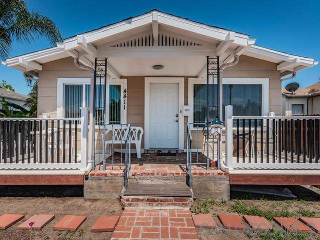 4411 Cherokee Ave, San Diego, CA 92116 (#190052745) :: Neuman & Neuman Real Estate Inc.
