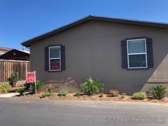 3909 Reche Rd #178, Fallbrook, CA 92028 (#190053253) :: Neuman & Neuman Real Estate Inc.