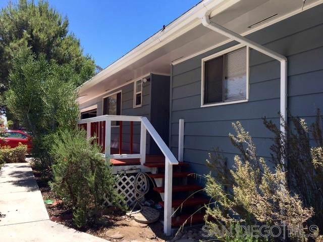 4580 55th, San Diego, CA 92115 (#190053581) :: Neuman & Neuman Real Estate Inc.