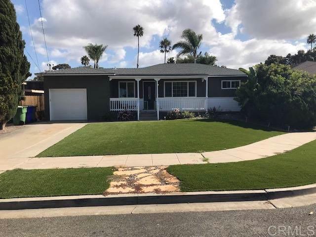 1438 Burroughs St, Oceanside, CA 92054 (#190054584) :: Neuman & Neuman Real Estate Inc.
