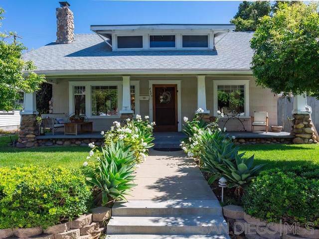 4609 Edgeware Road, San Diego, CA 92116 (#190054646) :: Ascent Real Estate, Inc.