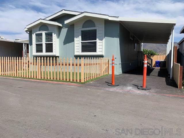 9902 Jamacha #155, Spring Valley, CA 91977 (#190055508) :: Neuman & Neuman Real Estate Inc.
