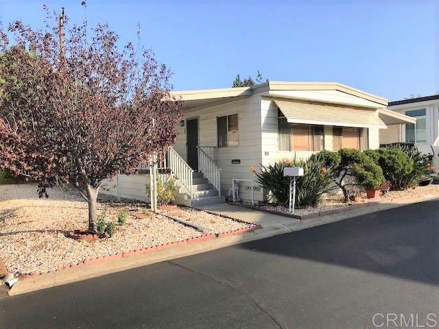 525 W El Norte Pkwy. #111, Escondido, CA 92026 (#190056247) :: Neuman & Neuman Real Estate Inc.