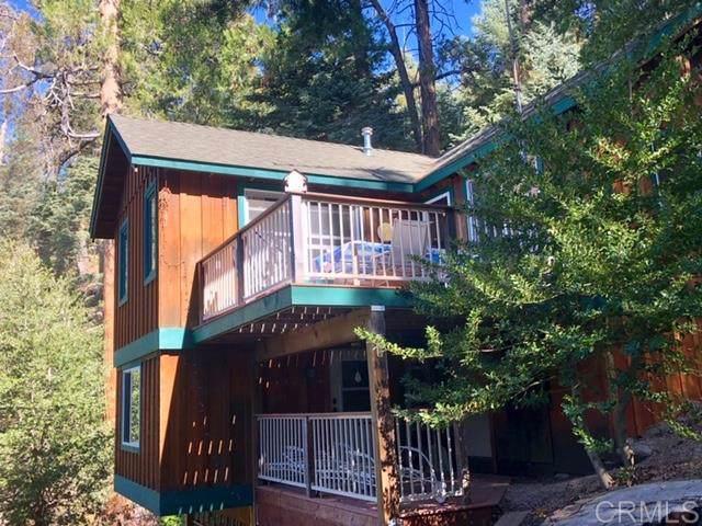 22276 Crestline, Palomar Mountain, CA 92060 (#190056332) :: Neuman & Neuman Real Estate Inc.
