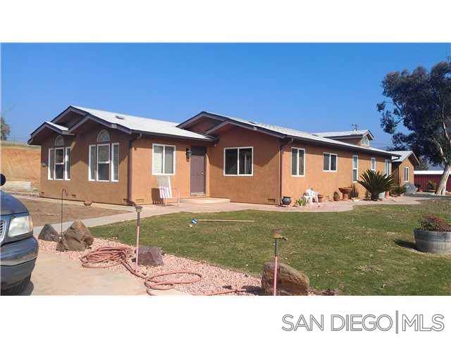 1107 Marron Valley Rd, Dulzura, CA 91917 (#190056504) :: Keller Williams - Triolo Realty Group